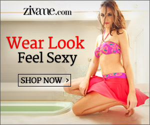 Zivame Rs. 600 OFF on Rs. 2000 shopping. Discount to be calculated on cart